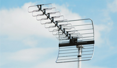 Aerials, Freeview, Freesat & Sky Installations